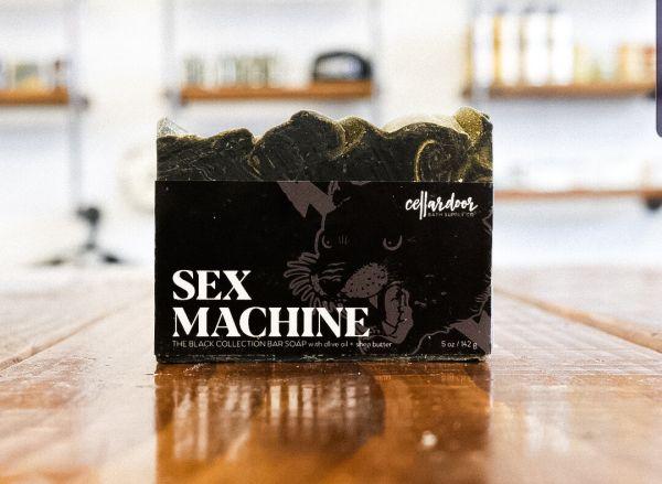 Cellardoor Bath Supply Co. Sex Machine Bar Soap 142g