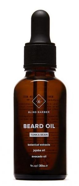 Blind Barber Beard Replenishment Oil 30ml - Bartöl