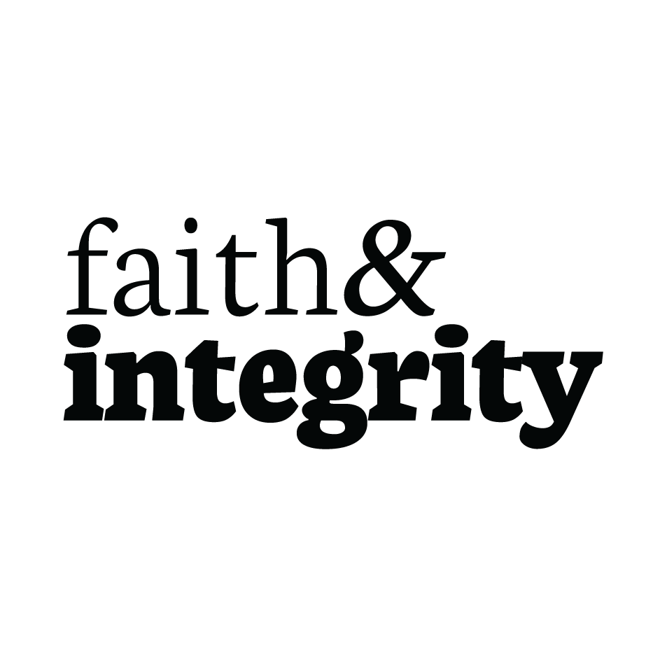 Faith and Integrity