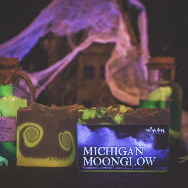 Cellardoor Bath Supply Co. Michigan Moonglow Bar Soap - Seifenstück 142g