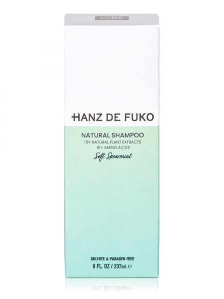Hanz de Fuko Natural Shampoo 237ml