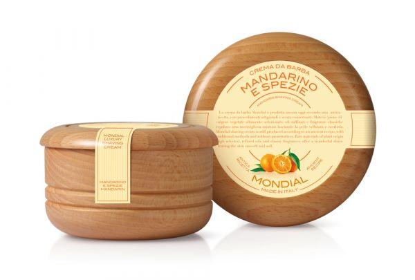 Mandarin & Spice Shaving Cream