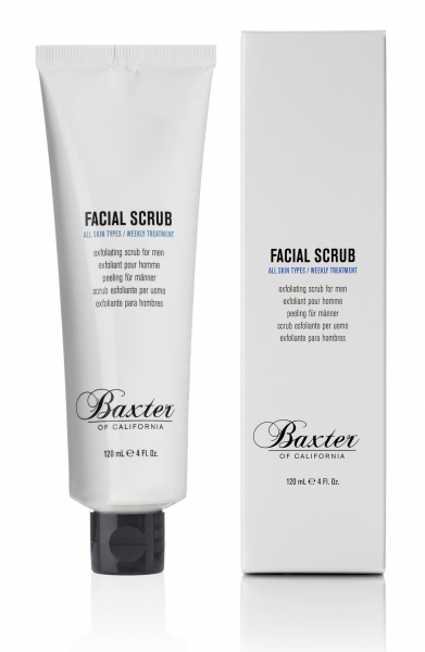 Baxter of California Facial Scrub 120ml - Gesichtspeeling