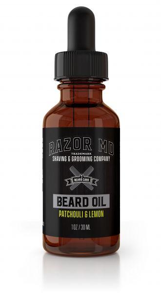 Razor MD Beard Oil - Bartöl 30ml
