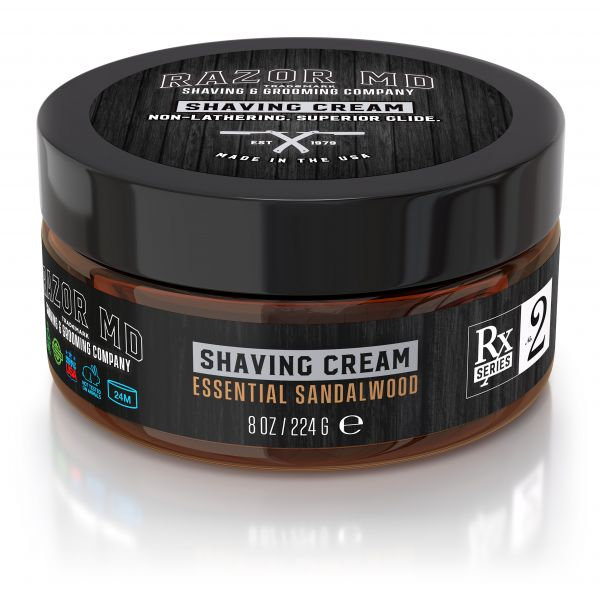 Razor MD Shaving Cream - Rasiercreme 224g