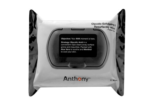 glycolic-exfoliating-resurfacing-wipes-anthony-sprezstyle-mensgrooming
