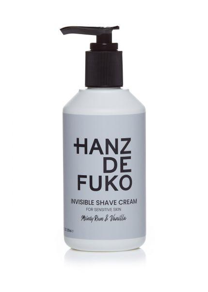 Hanz de Fuko Invisible Shave Cream