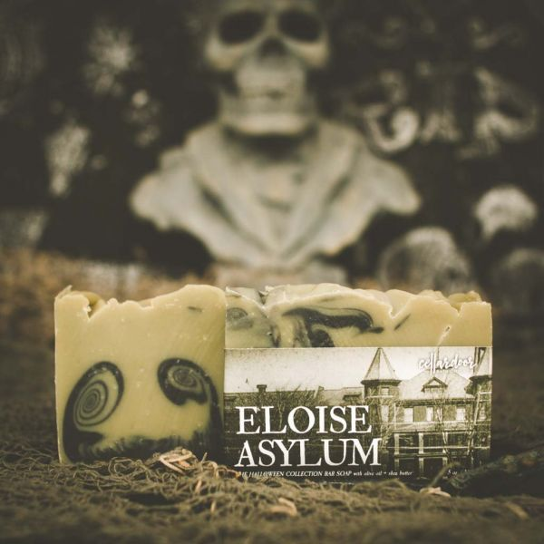 Cellardoor Bath Supply Co. Eloise Asylum Bar Soap 142g