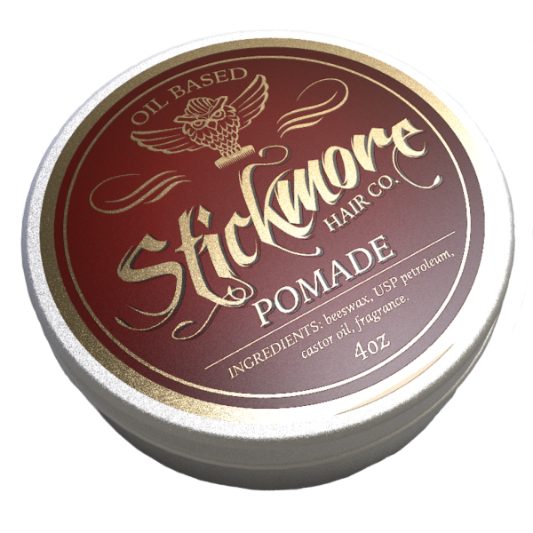 Stickmore Hair Co. Oil Based Pomade 113g