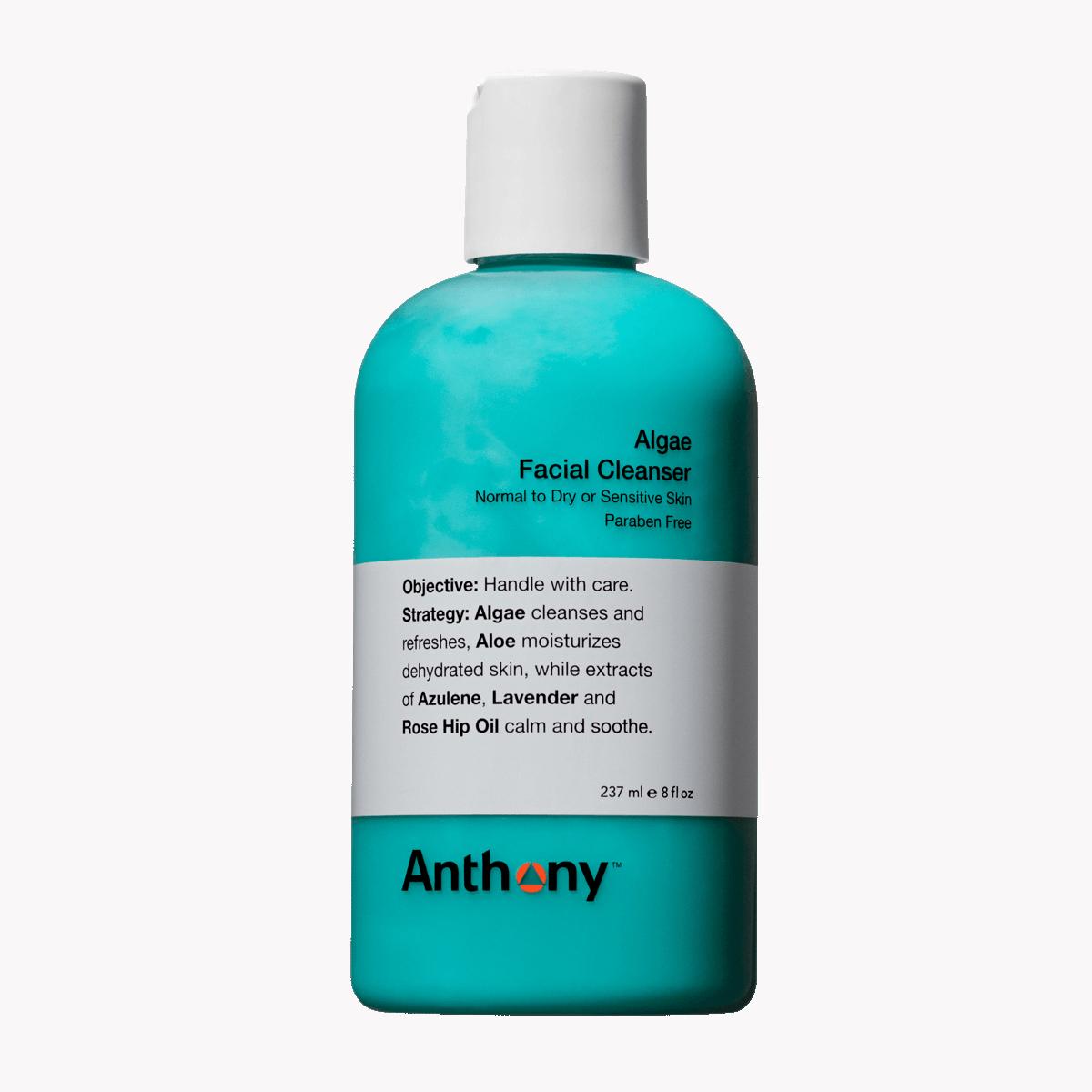 Anthony Algae Facial Cleanser Gesichtsreiniger Sprezstyle