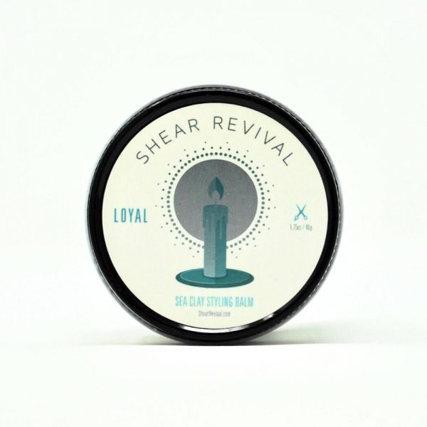 Shear Revival Loyal Sea Clay Styling Balm 49g