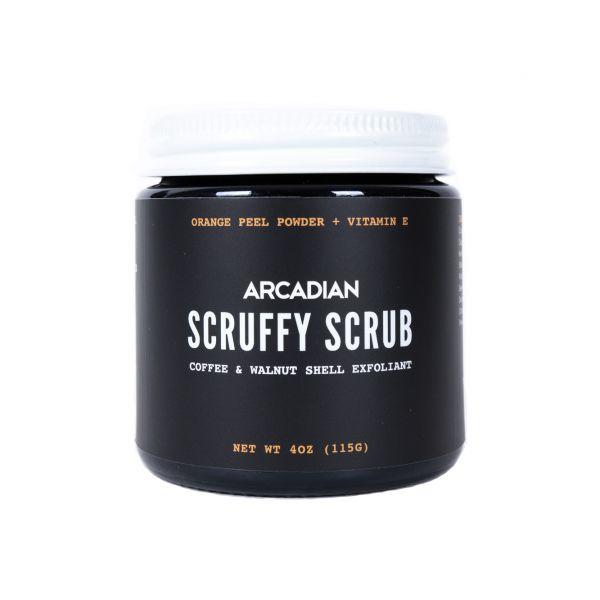 Arcadian Grooming Scruffy Scrub 115g - Gesichtspeeling | Körperpeeling