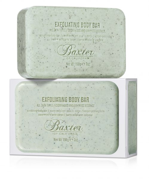 Baxter of California Exfoliating Body Bar - Körperpeeling 198g