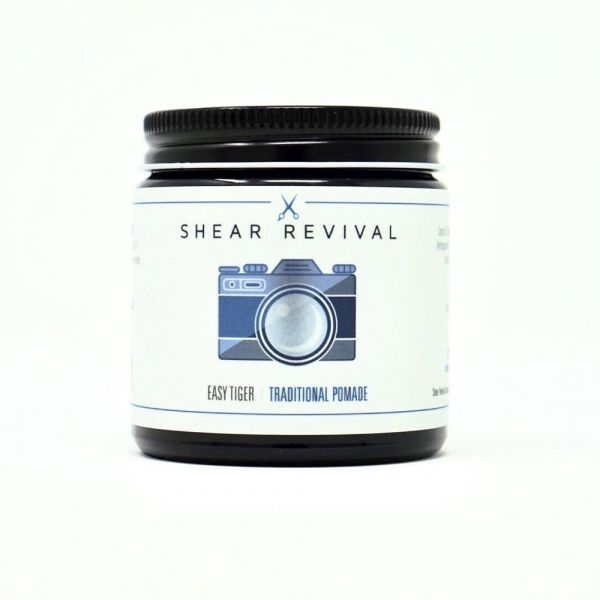 Shear Revival Easy Tiger Traditional Pomade 96g