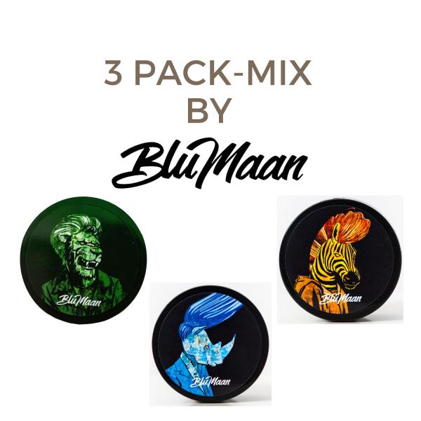 BluMaan 3 Pack-Mix 219ml