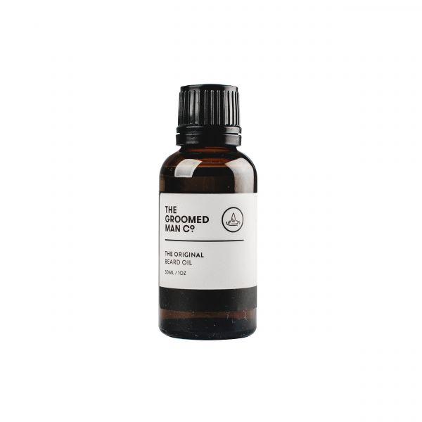 The Groomed Man Co. Beard Oil - Bartöl 30ml