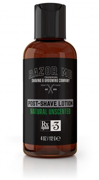 Razor MD Post-Shave Lotion - After-Shave 112g