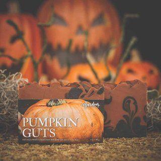 Cellardoor Bath Supply Co. Pumpkin Guts Bar Soap - Seifenstück 142g