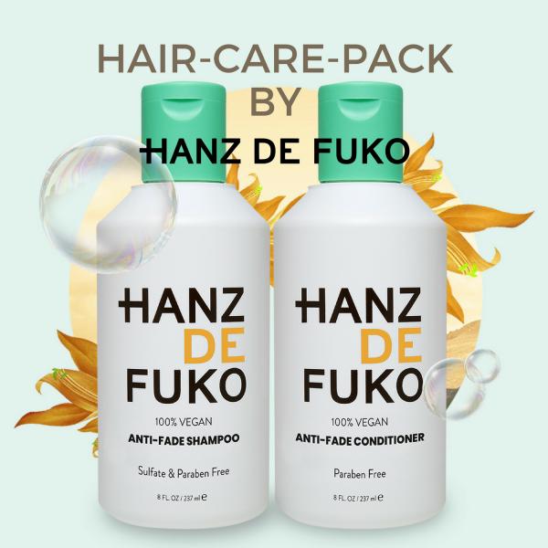 Anti-Fade Shampoo/Conditioner Pack by Hanz de Fuko