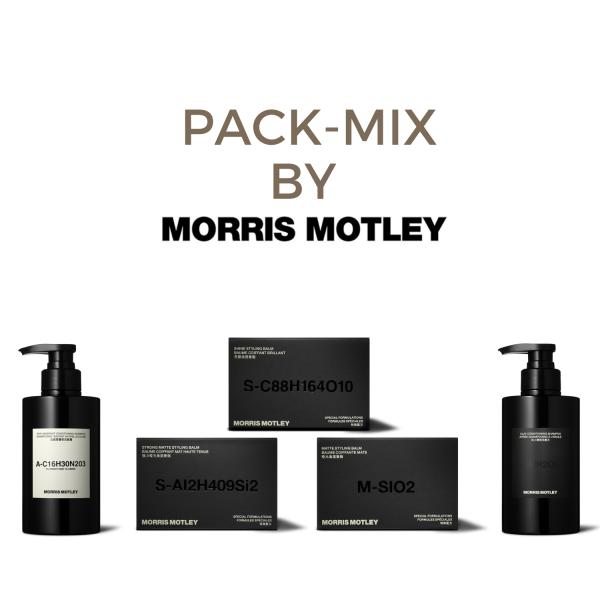 Morris Motley Pack-Mix 0,8l