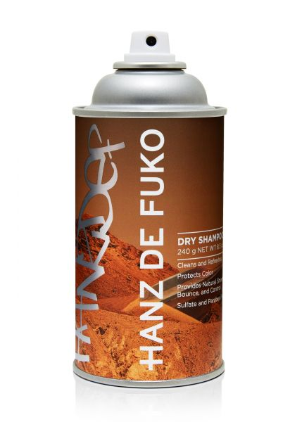 Hanz de Fuko Dry Shampoo 240g - Trockenshampoo