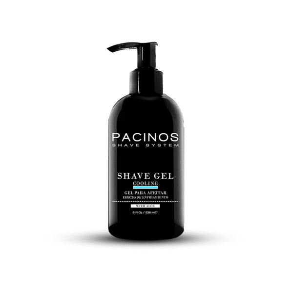 Pacinos Cooling Shave Gel 236ml