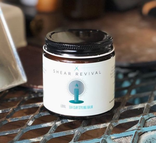Shear Revival Loyal Sea Clay Styling Balm