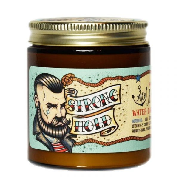 Anchors Hair Strong Hold Pomade 127g