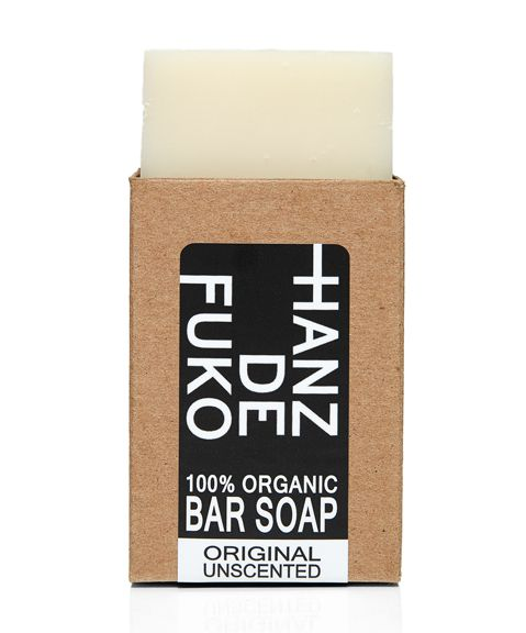 Hanz de Fuko Organic Bar Soap