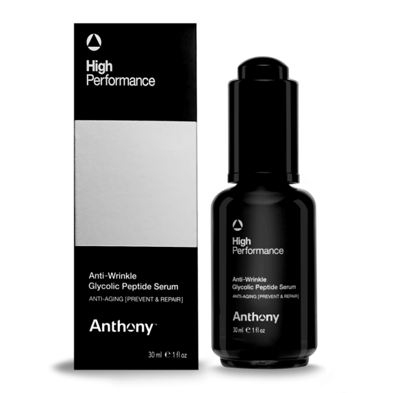 Anthony High Performance Anti-Wrinkle Glycolic Peptide Serum 30ml - Anti-Aging