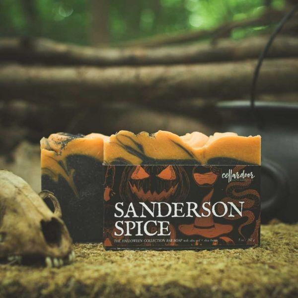 Cellardoor Bath Supply Co. Sanderson Spice Bar Soap 142g