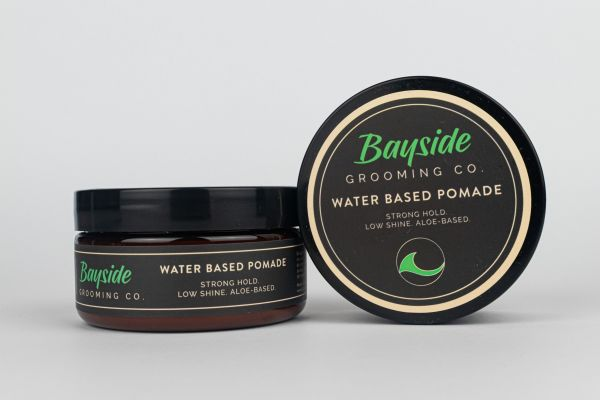 Bayside Grooming Water Based Pomade 96g