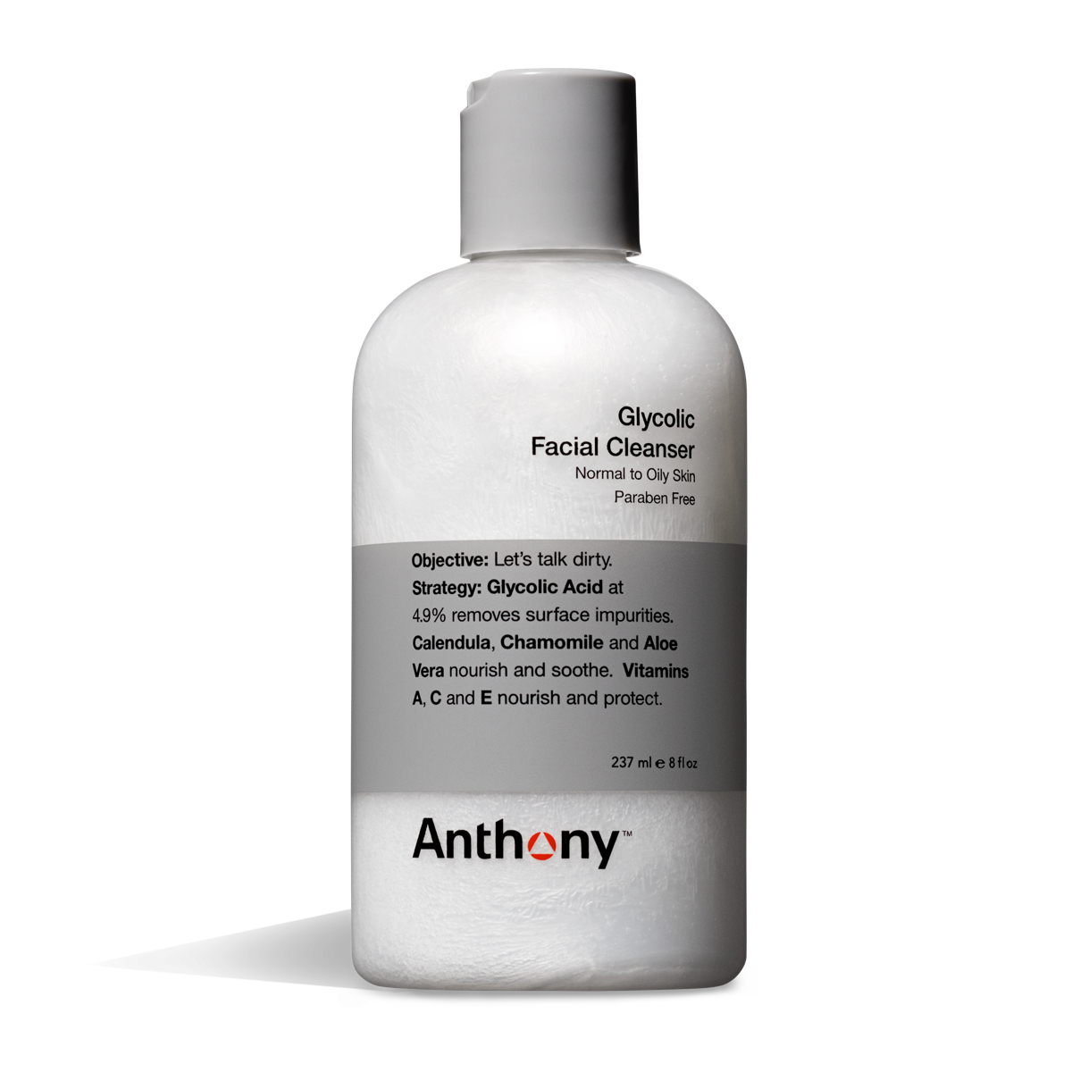 Anthony Glycolic Facial Cleanser Gesichtsreinigung