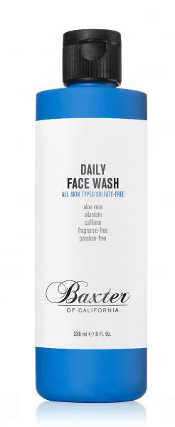 Baxter of California Daily Face Wash 236ml - Gesichtsreinigung