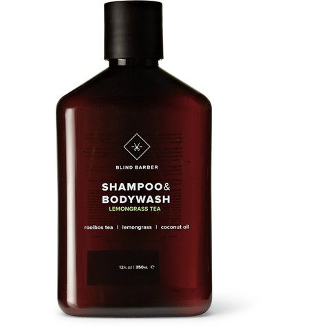 Blind Barber Lemongrass Shampoo-Bodywash 0,35l