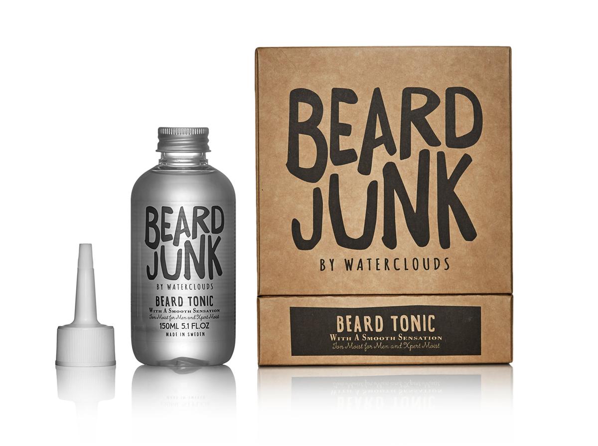 Waterclouds Beard Tonic Barttonic Sprezstyle Men S