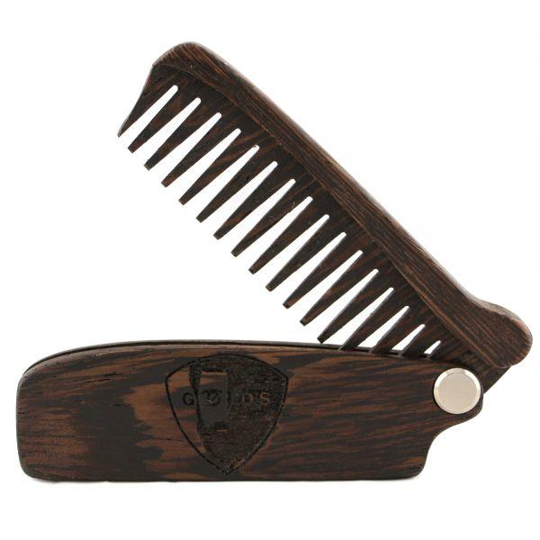GØLD's Folding Comb