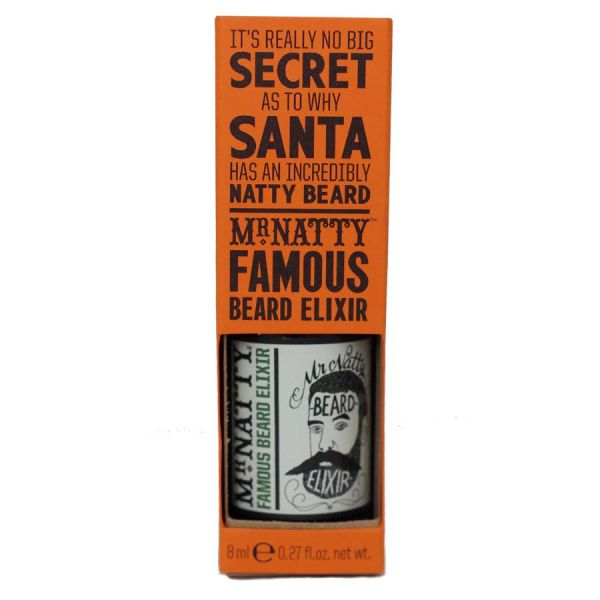 Mr Natty Secret Santa Elixir 8ml - Bartöl