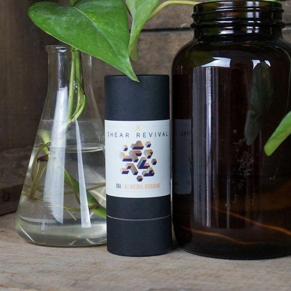 Shear Revival Ora All Natural Deodorant 56g