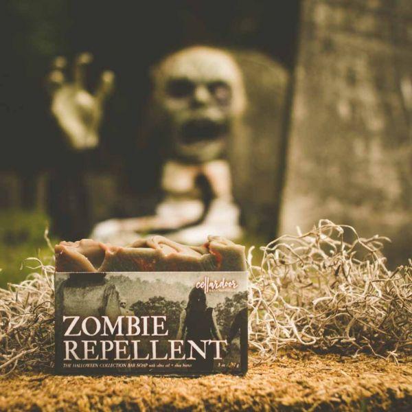 Cellardoor Bath Supply Co. Zombie Repellent Bar Soap - Seifenstück 142g