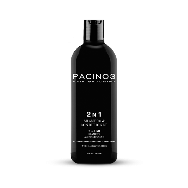 Pacinos 2N1 Shampoo and Conditioner 0,473l