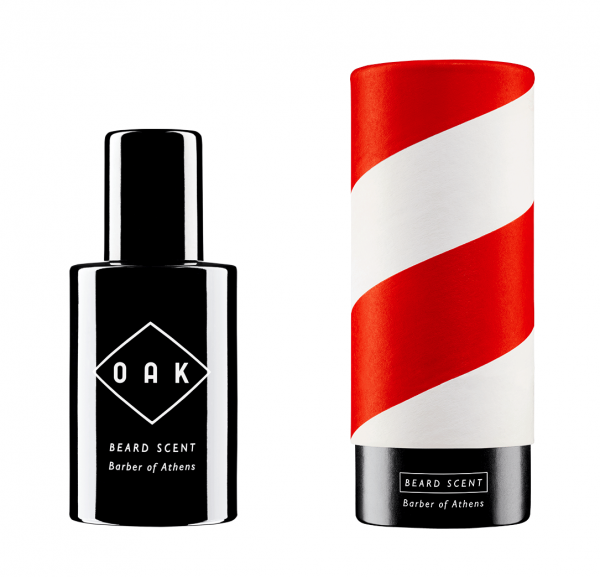 Oak Beard Scent Barber of Athens 30ml - Bart-Duft