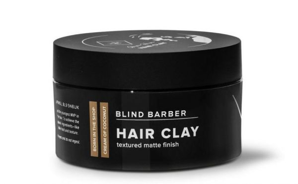 Blind Barber Bryce Harper Hair Clay 75g