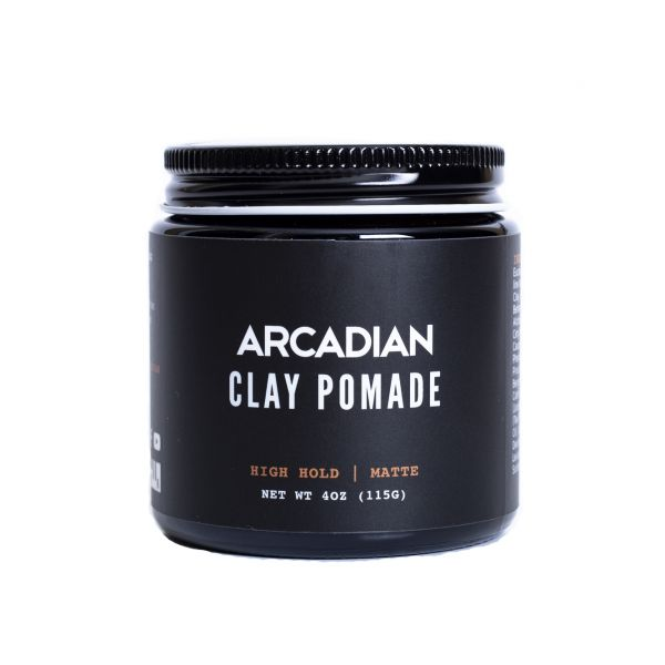 Arcadian Grooming Clay Pomade 115g