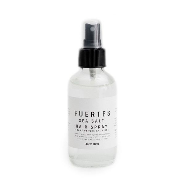 Fuertes Sea Salt Hair Spray 118ml