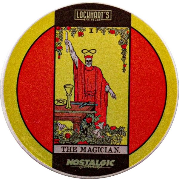 Lockhart's The Magician Water Based Matte Paste 104g