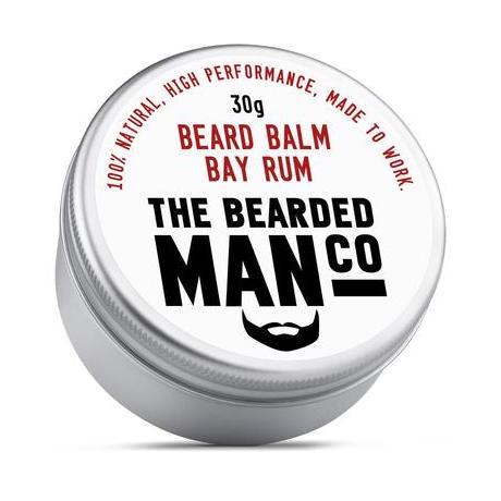 The Bearded Man Company Bartbalsam Bay Rum Sprezstyle