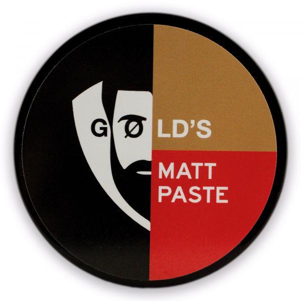 GØLD´s Matt Paste 100ml