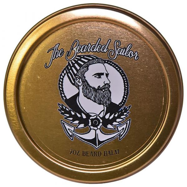 Anchors Hair The Bearded Sailor Beard Balm - Bartbalsam 56g
