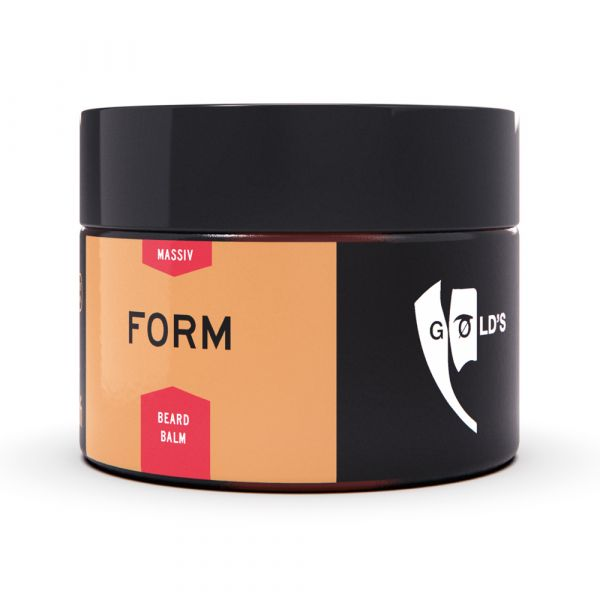 GØLD's Form - Bartbalsam 50ml